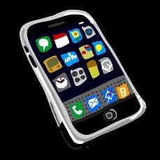 iOS 9 Cartoon iPhone