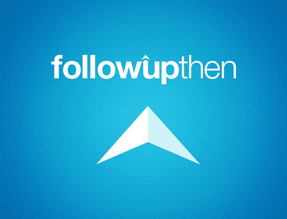 FollowUpThen logo, Network 1 Consulting
