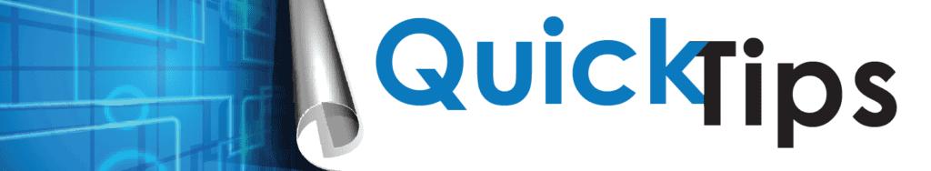 QuickTips